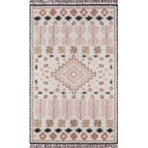 Tahoe Southwestern Multicolor Rectangular: 7 Ft. 6 In. x 9 Ft. 6 In. Rug
