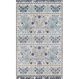 Tahoe Blue Rectangular: 2 Ft. x 3 Ft. Rug