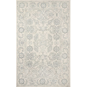 Tangier Ivory Rectangular: 3 Ft. 6 In. x 5 Ft. 6 In. Rug