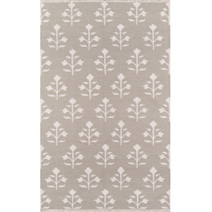 Thompson Grove Gray Rectangular: 7 Ft. 6 In. x 9 Ft. 6 In. Rug