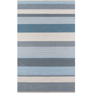 Thompson Brant Point Blue Rectangular: 7 Ft. 6 In. x 9 Ft. 6 In. Rug