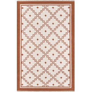 Thompson Rust Rectangular: 7 Ft. 6 In. x 9 Ft. 6 In. Rug