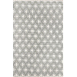 Thompson Newbury Gray Rectangular: 7 Ft. 6 In. x 9 Ft. 6 In. Rug