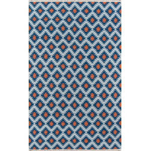Thompson Newbury Navy Rectangular: 7 Ft. 6 In. x 9 Ft. 6 In. Rug