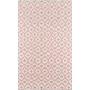 Thompson Newbury Pink Rectangular: 5 Ft. x 7 Ft. 6 In. Rug