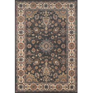 Tudor Gray Rectangular: 8 Ft. x 11 Ft. Rug