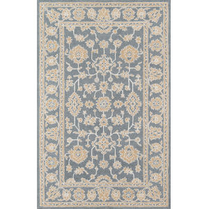 Valencia Gray Rectangular: 5 Ft. x 7 Ft. 6 In. Rug