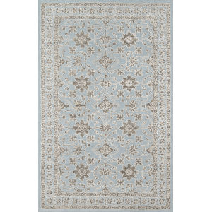 Valencia Blue Rectangular: 5 Ft. x 7 Ft. 6 In. Rug
