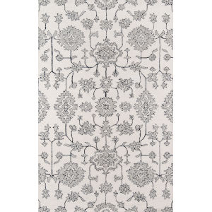 Valencia Ivory Rectangular: 5 Ft. x 7 Ft. 6 In. Rug