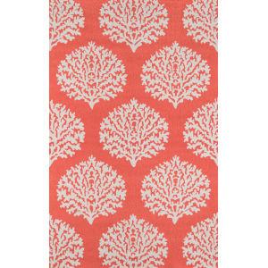Veranda Coral Rectangular: 8 Ft. x 10 Ft. Rug