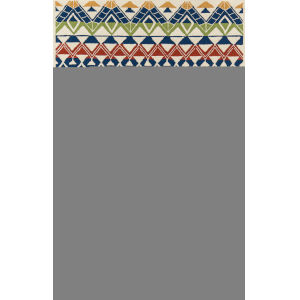 Veranda Multicolor Rectangular: 3 Ft. 9 In. x 5 Ft. 9 In. Rug