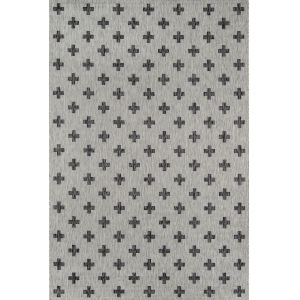 Villa Umbria Gray Rectangular: 9 Ft. 3 In. x 12 Ft. 6 In. Rug