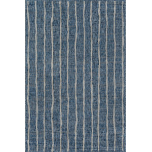 Villa Sicily Blue Rectangular: 7 Ft. 10 In. x 10 Ft. 10 In. Rug