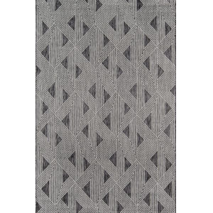 Villa Como Charcoal Rectangular: 9 Ft. 3 In. x 12 Ft. 6 In. Rug