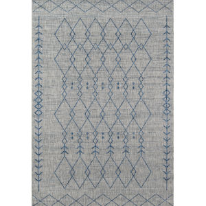 Villa Monaco Gray Rectangular: 9 Ft. 3 In. x 12 Ft. 6 In. Rug
