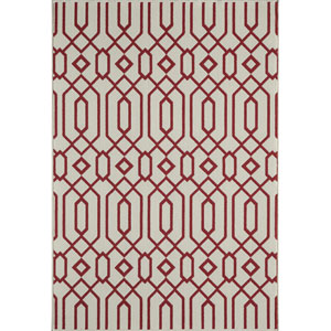 Baja Ivory Rectangular: 1 Ft 8 in x 3 Ft 7 in Rug