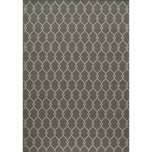Baja Grey Rectangular: 1 Ft 8 in x 3 Ft 7 in Rug