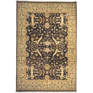 Bergamo Charcoal Rectangular: 5 Ft. 6 In.  x 8 Ft. 6 In. Rug