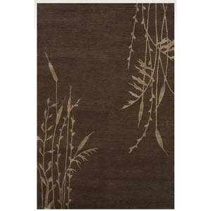 Chelsea Brown Rectangular: 5 ft. x 8 ft. Rug