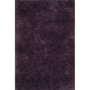 Comfort Shag Fig Rectangular: 2 ft. x 3 ft. Rug