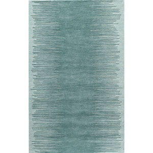 Delhi Aqua Runner: 2 Ft 3 in x 8 Ft Rug