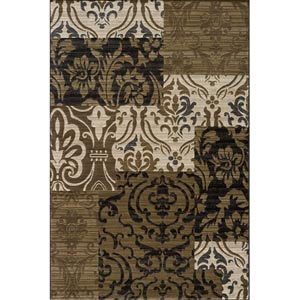 Dream Ivory Rectangular: 5 ft. 3 in. x 7 ft. 6 in. Rug