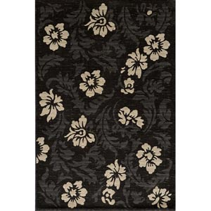 Dream Charcoal Rectangular: 7 ft. 10 in. x 9 ft. 10 in. Rug