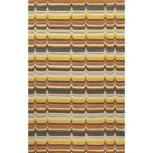 Dunes Multicolor Rectangular: 2 Ft x 3 Ft Rug