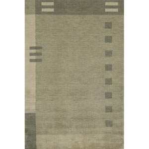 Gramercy Green Rectangular: 9 ft. 6 in. x 13 ft. 6 in. Rug