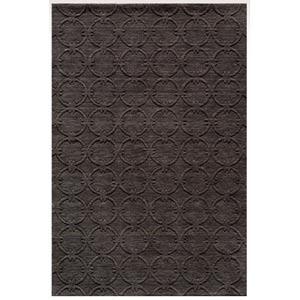 Gramercy Charcoal Rectangular: 5 ft. x 8 ft. Rug