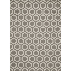 Heavenly Taupe Rectangular: 2 Ft x 3 Ft Rug