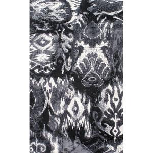 Heavenly Grey Rectangular: 7 Ft. 6 In.  x 9 Ft. 6 In. Rug
