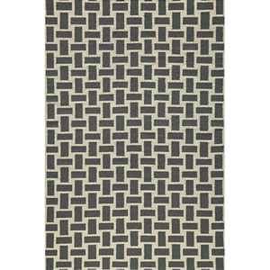 Laguna 02 Grey Rectangular: 5 ft. x 8 ft. Rug