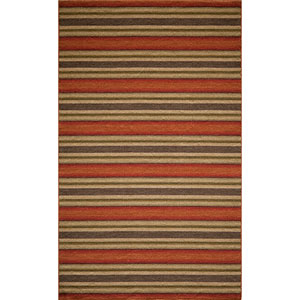 Marquis Rust Rectangular: 5 Ft. x 8 Ft. Rug Rug