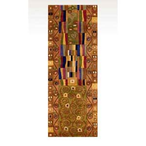 New Wave 02 Multi Runner: 2 ft. 6 in. x 8 ft. Rug