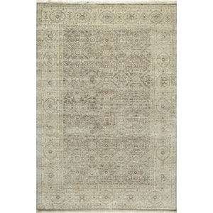 Palace Taupe Rectangular: 7 Ft 9 in x 9 Ft 9 in Rug