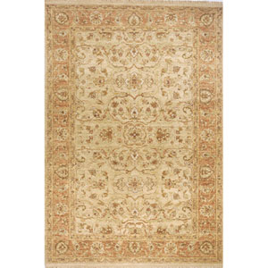 Palace Beige Rectangular: 5 Ft. 6 In.  x 8 Ft. 6 In. Rug