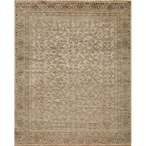 Patina Ivory Rectangular: 5 Ft. 6 In.  x 8 Ft. 6 In. Rug