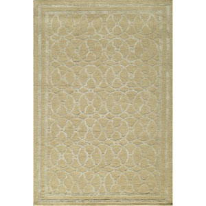 Sensations Gold Rectangular: 2 Ft x 3 Ft Rug