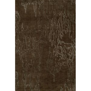 Sensations Brown Rectangular: 5 ft. x 7 ft. 6 in. Rug