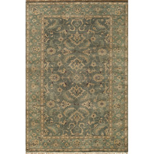 Shalimar Blue Rectangular: 5 Ft. 6 In.  x 8 Ft. 6 In. Rug