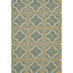 Summit Gold Rectangular: 2 Ft x 3 Ft Rug