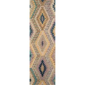 Tangier Multicolor Rectangular: 2 Ft x 3 Ft Rug