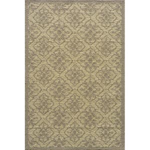 Veranda Taupe Rectangular: 5 ft. x 8 ft. Rug