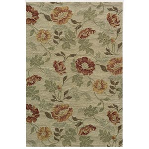 Veranda Sand Rectangular: 5 ft. x 8 ft. Rug
