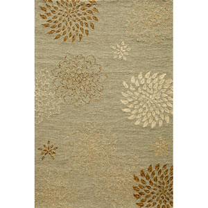 Veranda 31 Light Blue Rectangular: 5 ft. x 8 ft. Rug
