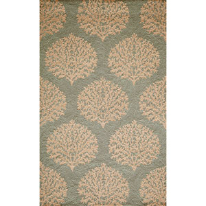 Veranda Blue Rectangular: 5 Ft. x 8 Ft. Rug Rug
