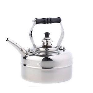 Stainless Steel Windsor Whistling Tea Kettle