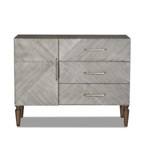 Apollo Brown 41-Inch Accent Chest