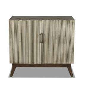 Andover Gray 32-Inch Accent Chest